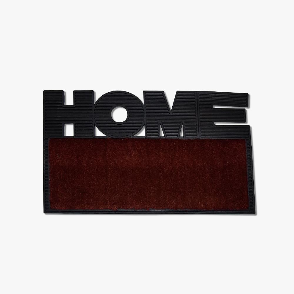 Coco Door Mat with Plastic Grill Home Design 45 x 75 cm