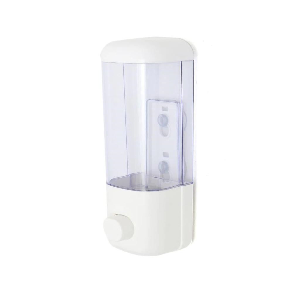 Manual Translucent Hand Soap Dispenser 500 ml
