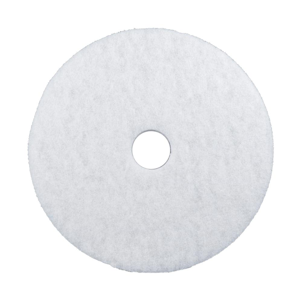 USA White Floor Pad 17 inches
