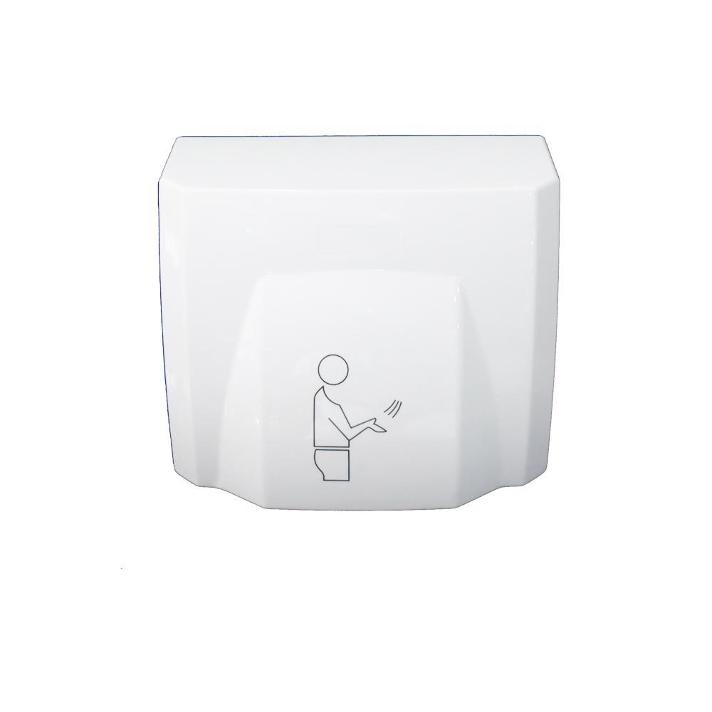 ABS White Hand Dryer