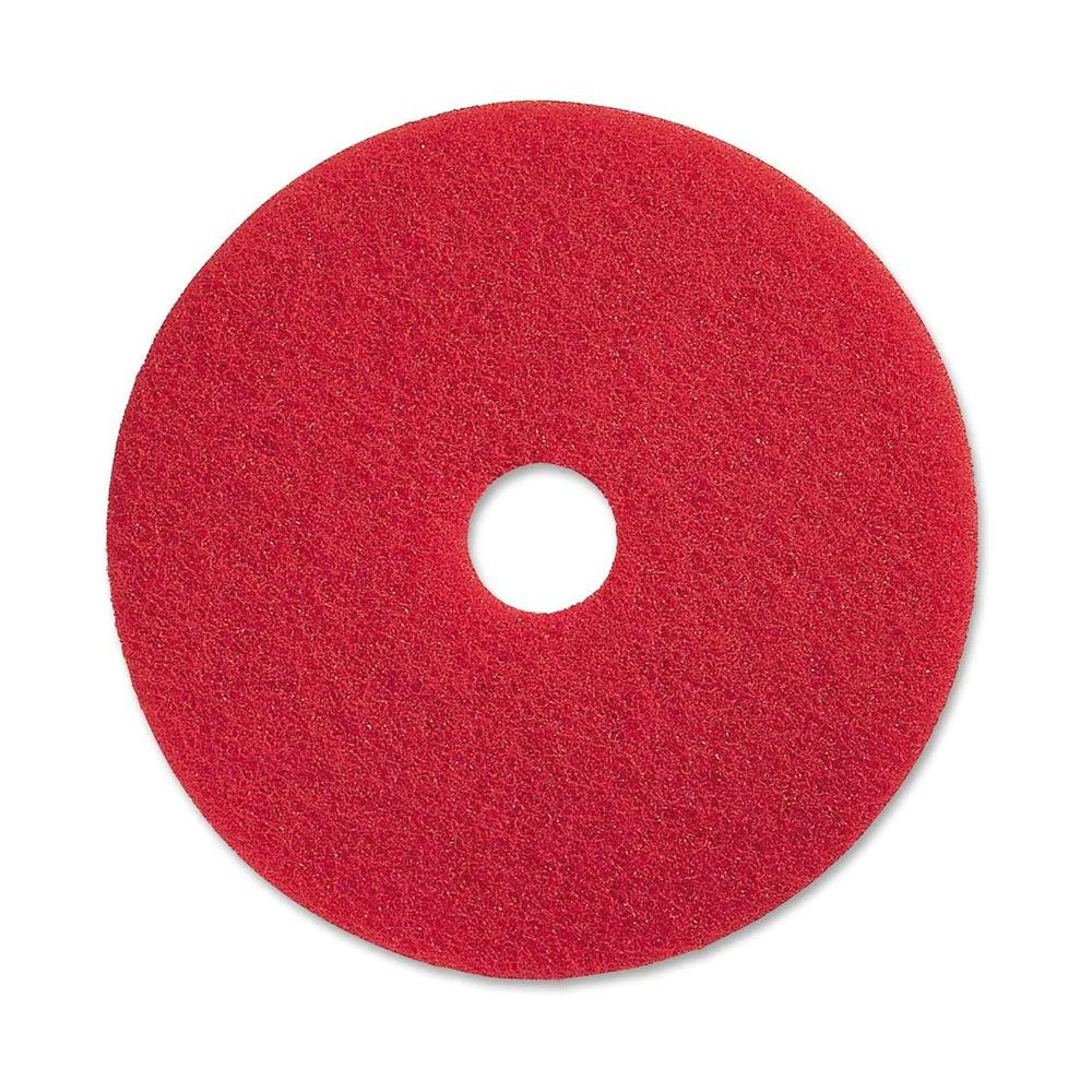 Red Floor Pad 17 inches
