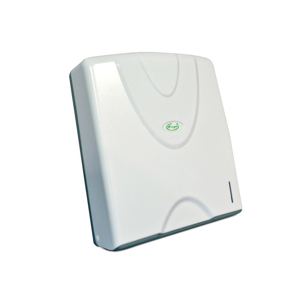 C-Fold Dispenser Pearl  White
