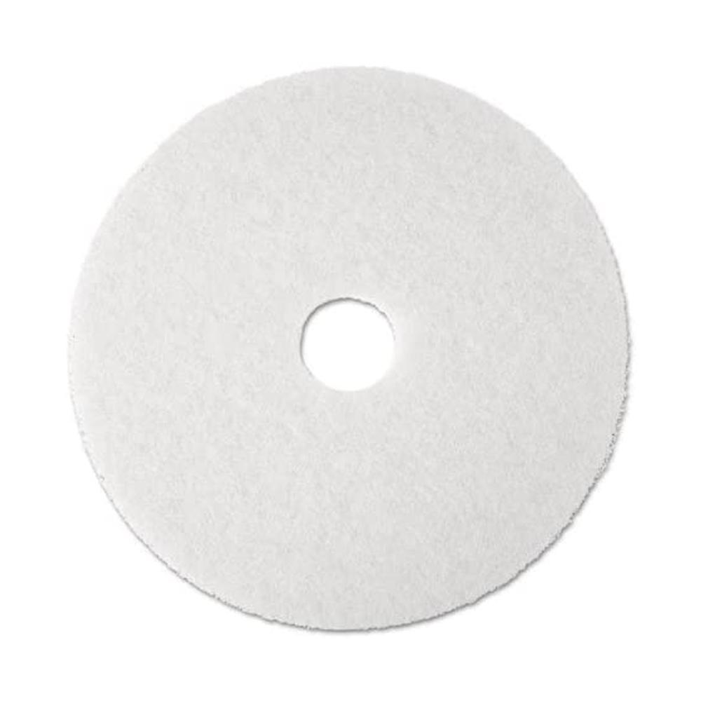 White Floor Pad 17 inches
