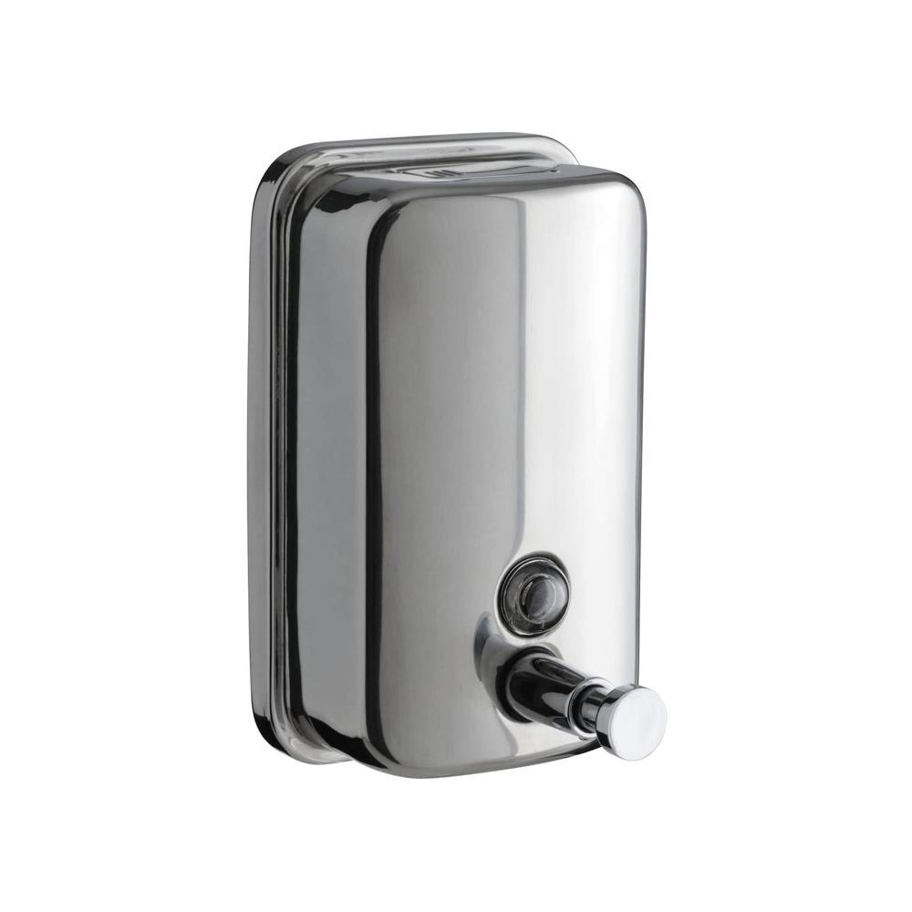 Manual Steel Hygiene Soap Dispenser 500 ml