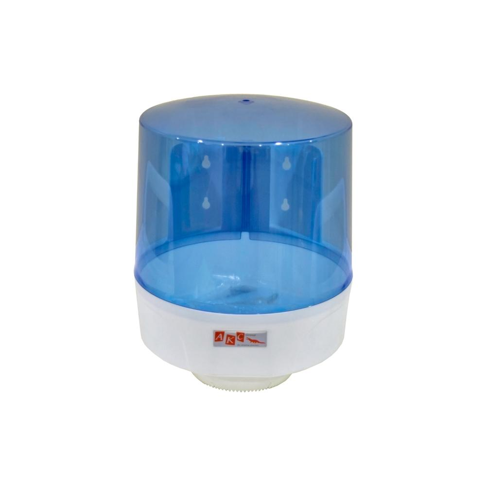 Maxi Roll Dispenser Blue & White