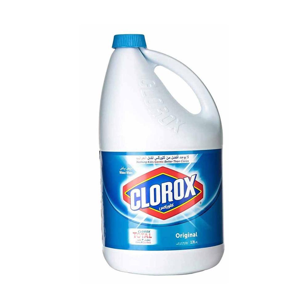 Clorox Liquid Bleach 4 Liters