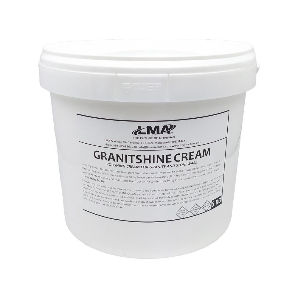 LMA Cream Polishing for Granite 1kg