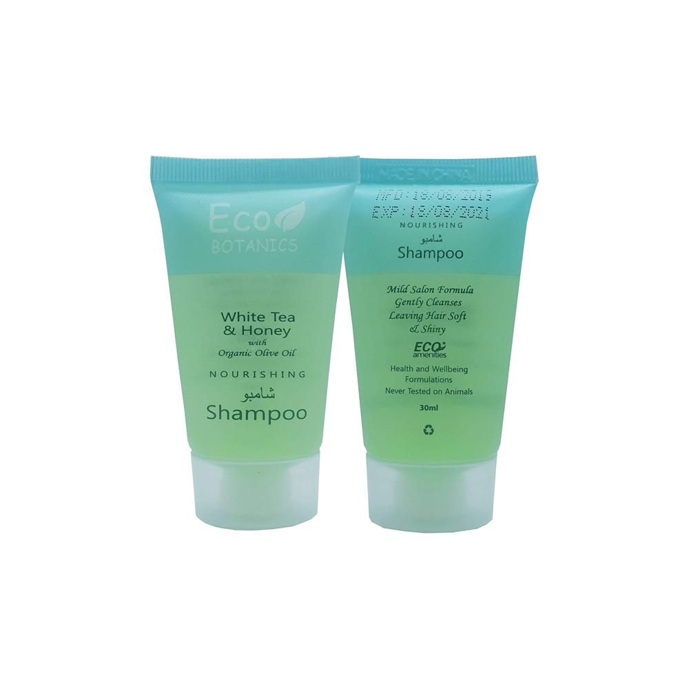 Hotel Shampoo White Tea & Honey with Organic Olive Oil 30 ml