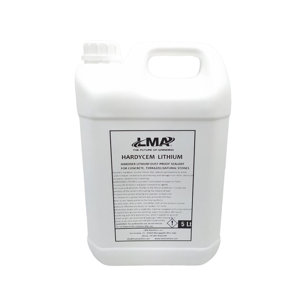 LMA Consolidant and Sealant for Concrete 5 Liters