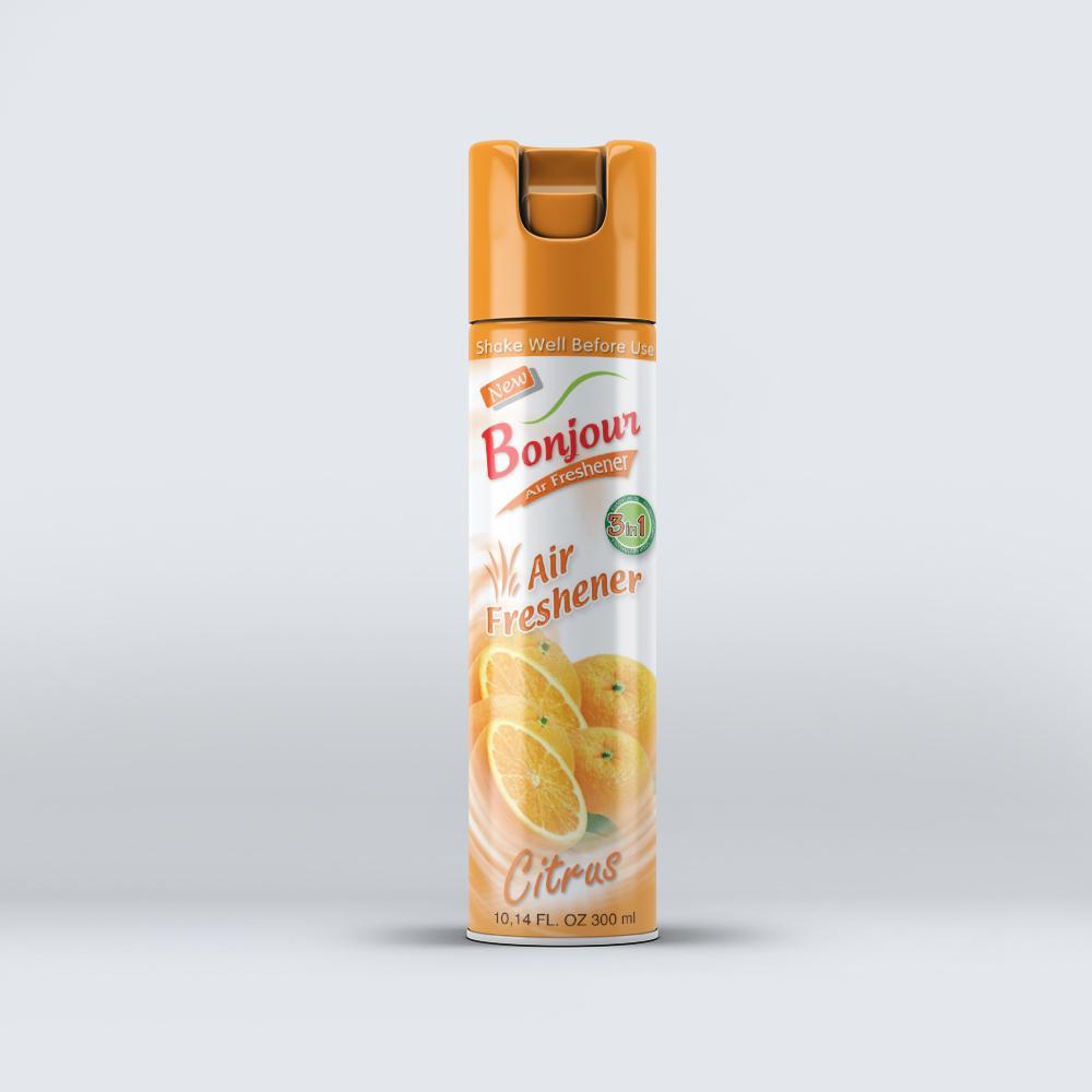 Bonjour Citrus Air Freshener 300 ml