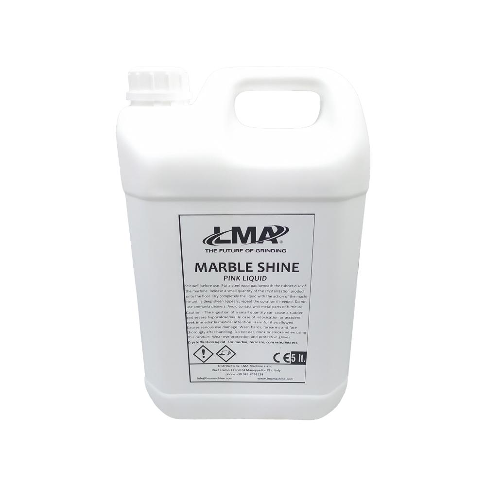 LMA Marble Shine Pink Liquid 5 Liters