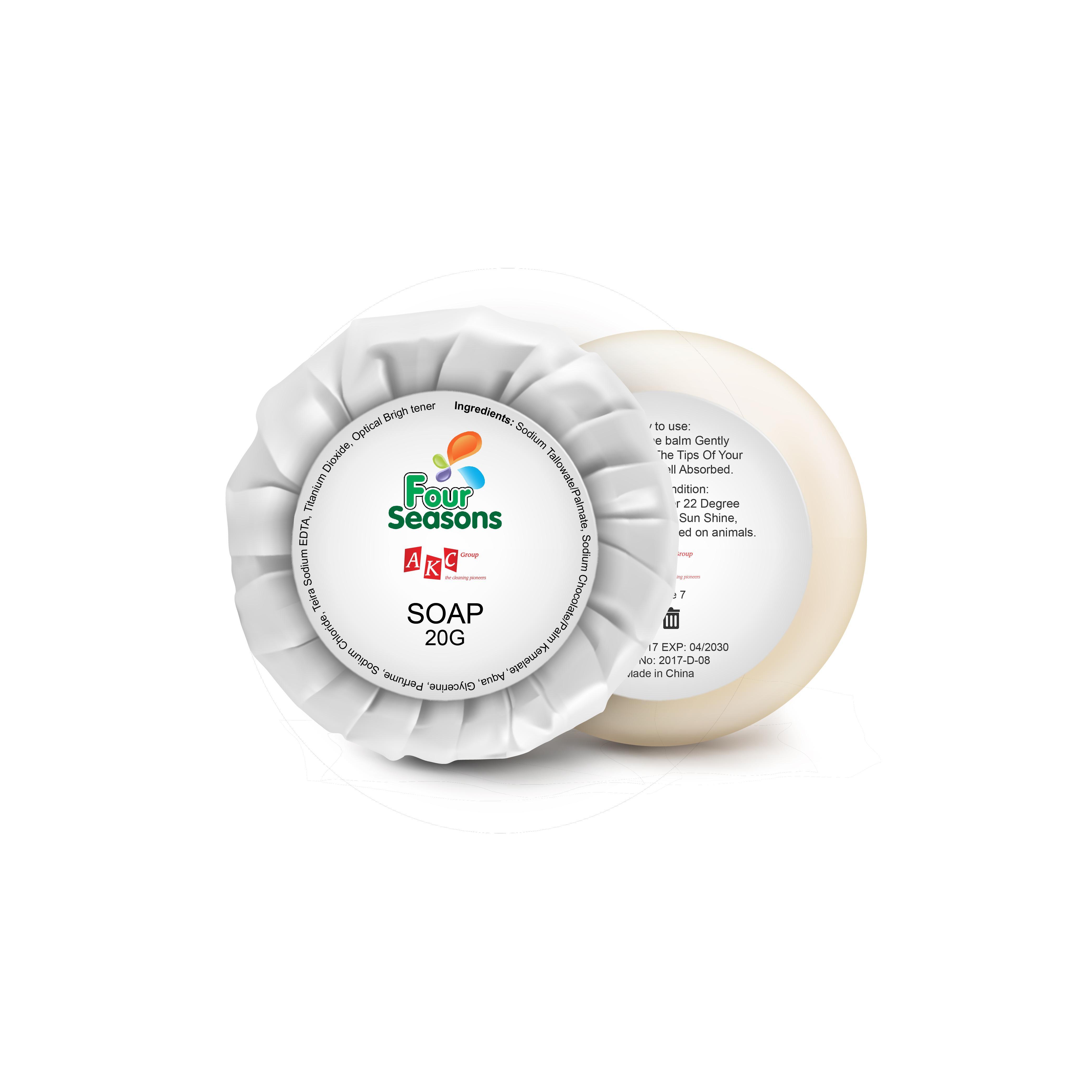 Four Seasons Hotel Soap 20 gram