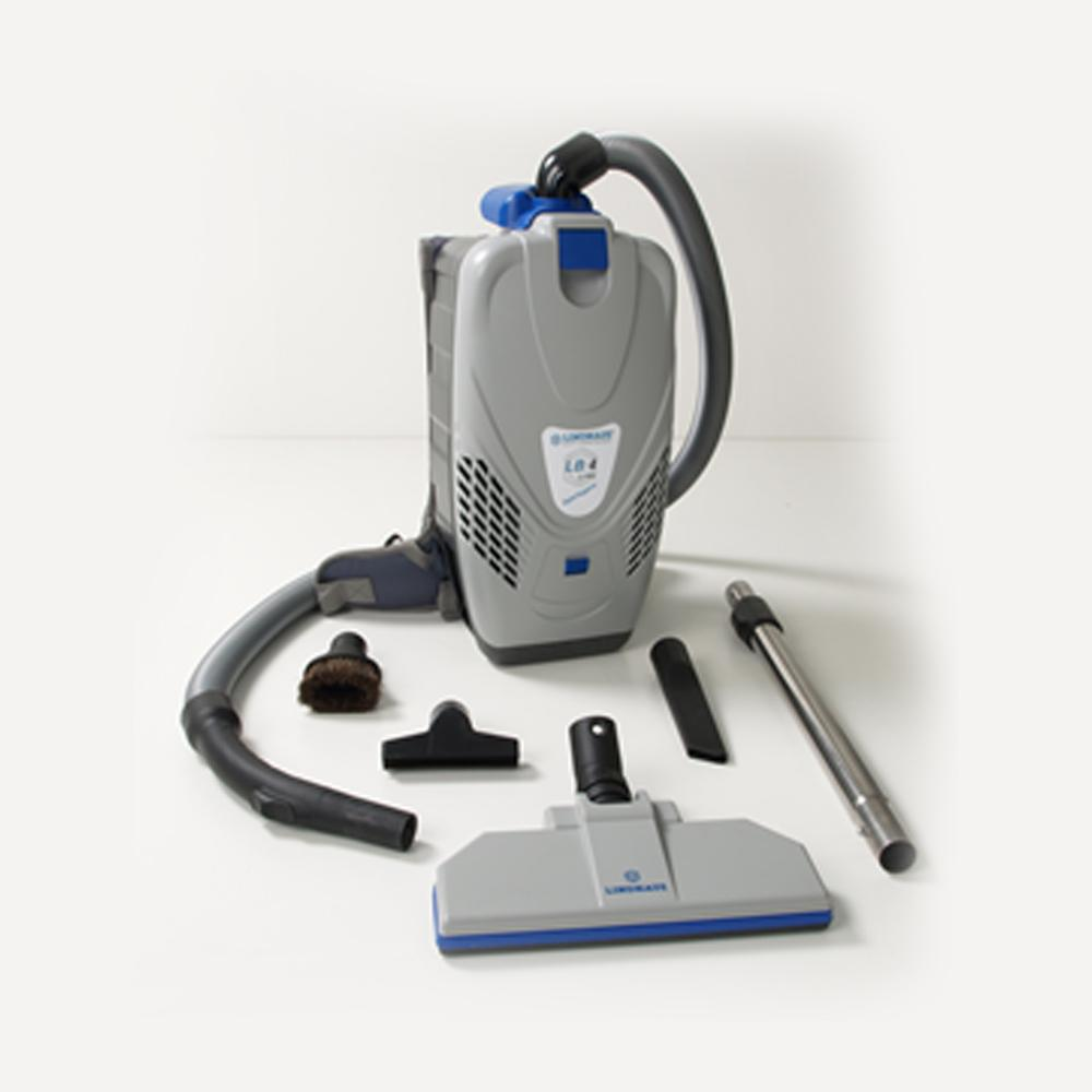 Ultra Light Backpack Vacuum Cleaner