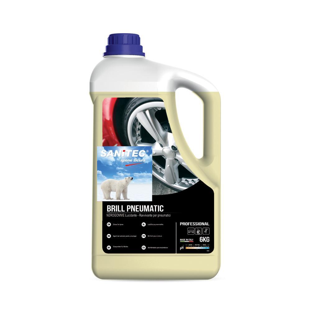 Tire Shine Gloss & Polish Cleaner 5 liters