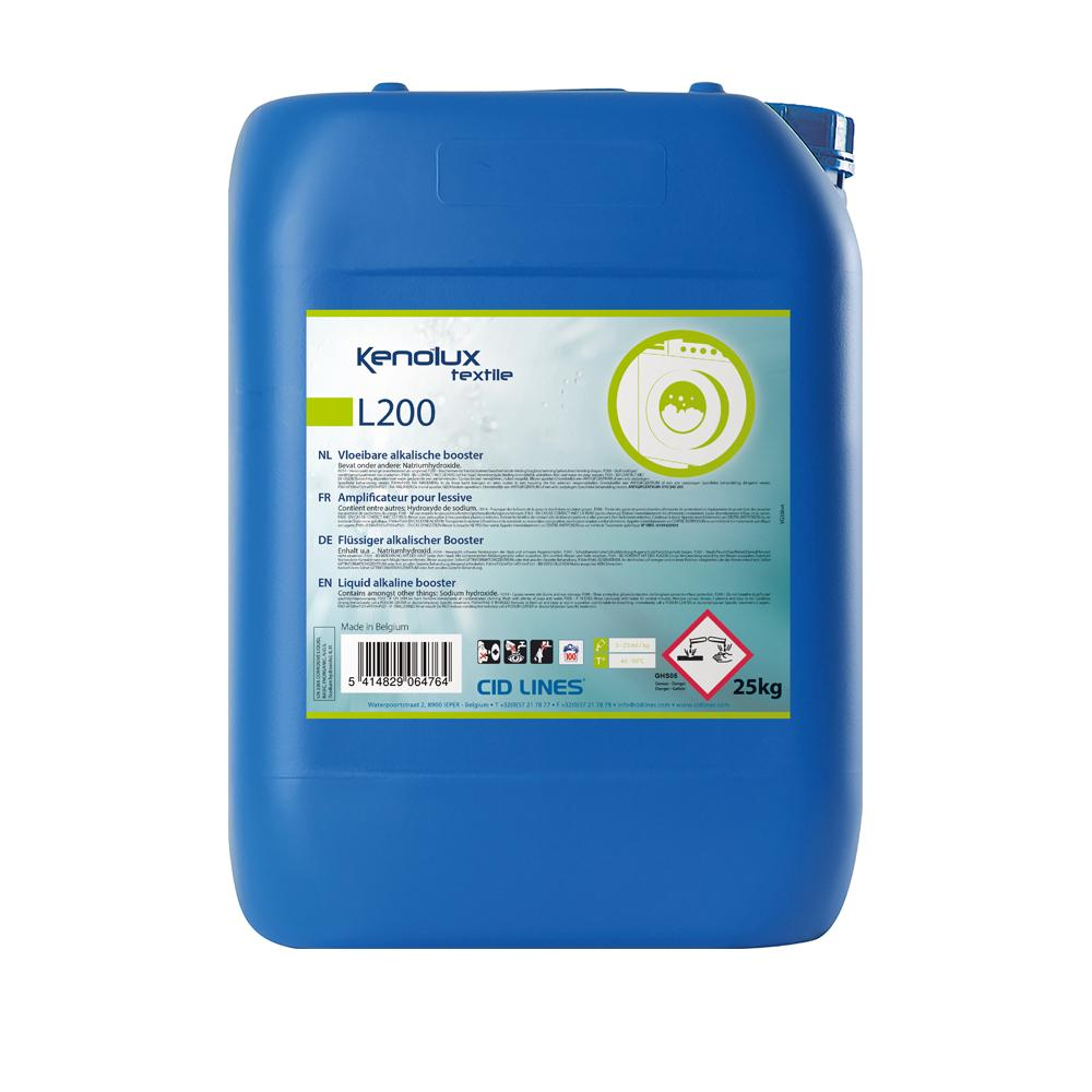 Kenolux L 200 Concentrated Liquid Laundry Booster for Machine Wash 20 Liters