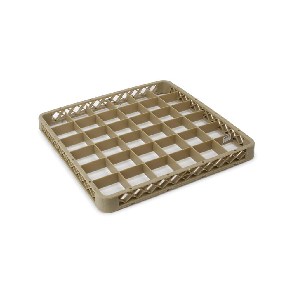 Plastic Brown 36 Compartment Standard Extender