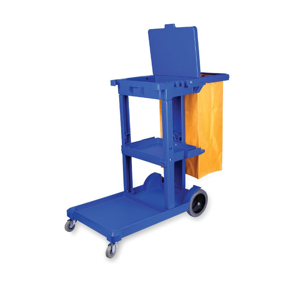 Hotel Cleaning Service Trolley