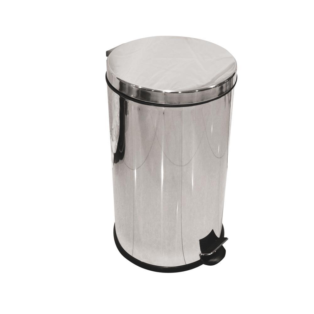 Stainless Steel Dust Bin 20 Liters
