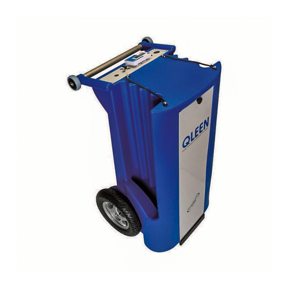 QLeen Semi Professional Manual Package