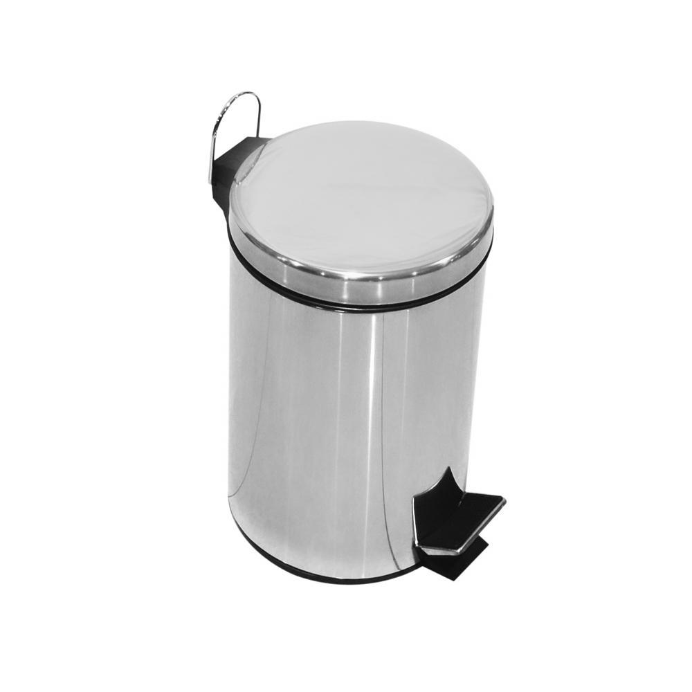 Stainless Steel Dust Bin 7 Liters