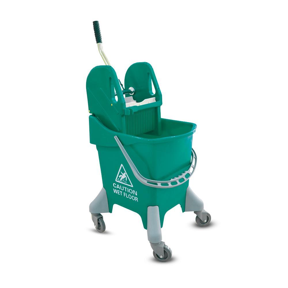 Deluxe Wringer Green 25 Liters