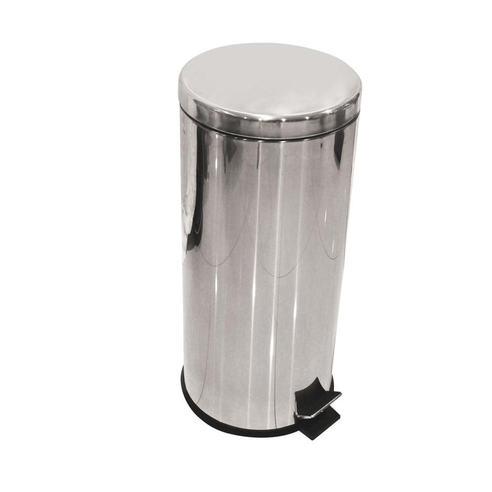 Stainless Steel Dust Bin 30 Liters