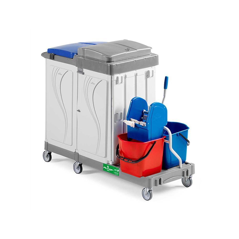 Full Close Multifunction Trolley
