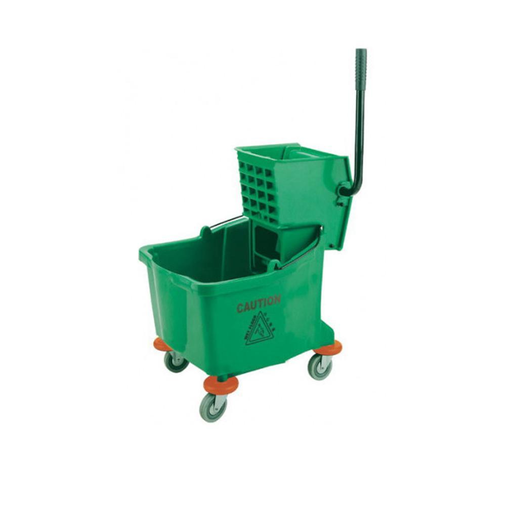 Deluxe Wringer Green 32 Liters