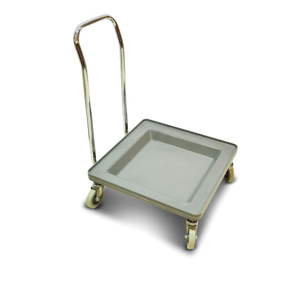Stainless Steel Rack Dolly With Handle