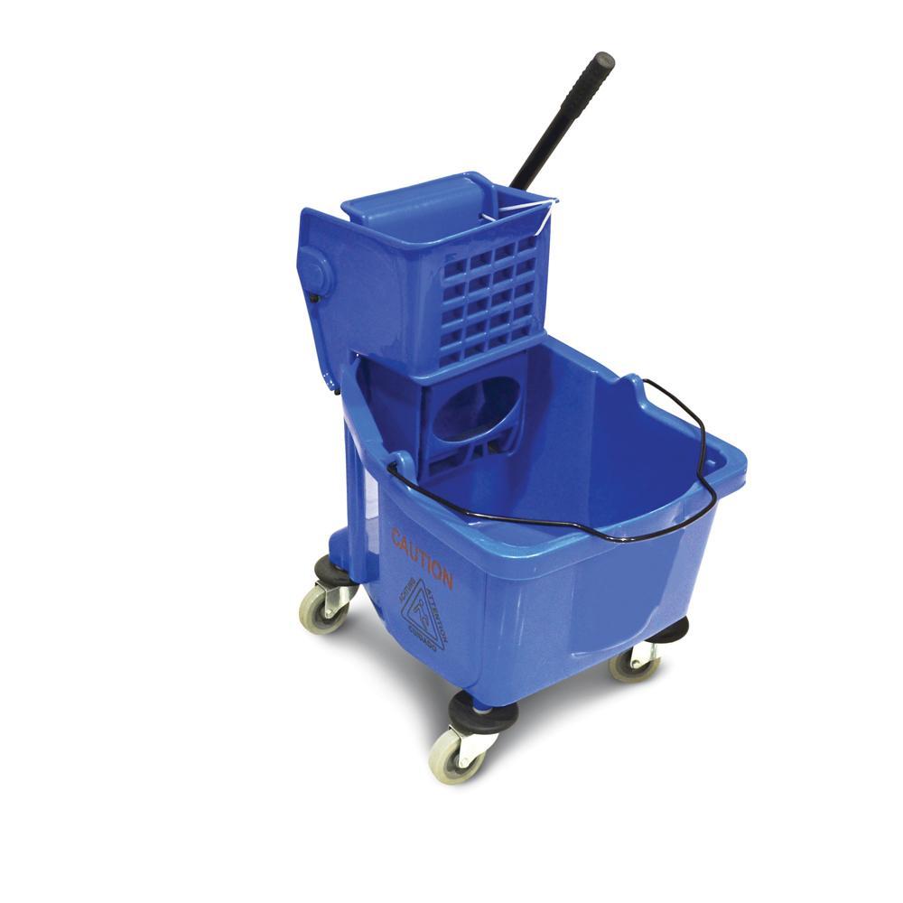 Deluxe Wringer Blue 32 Liters