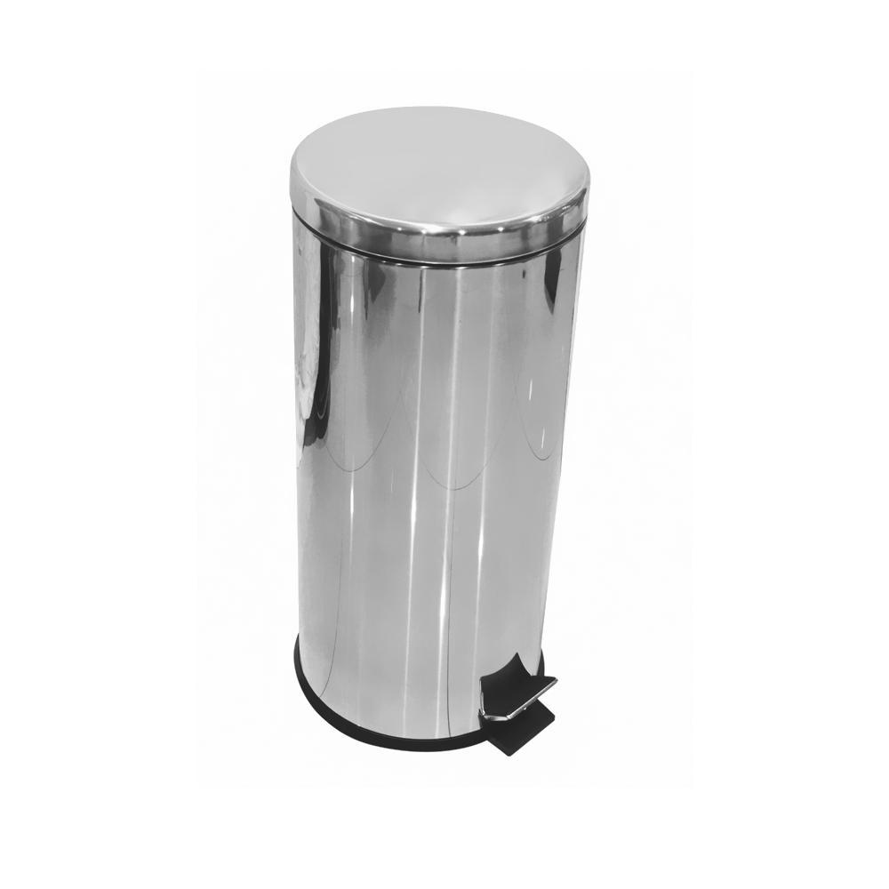Stainless Steel Dust Bin 40 Liters