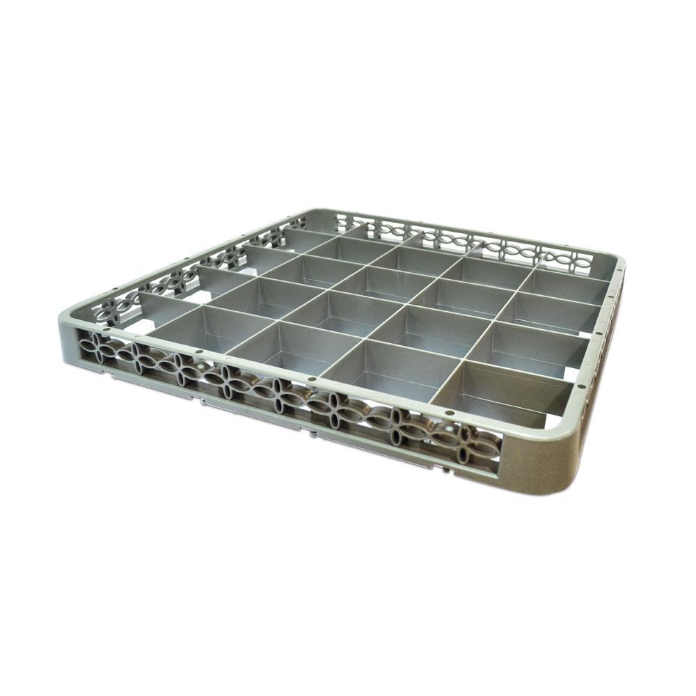 Plastic Beige 25 Compartment Standard Extender