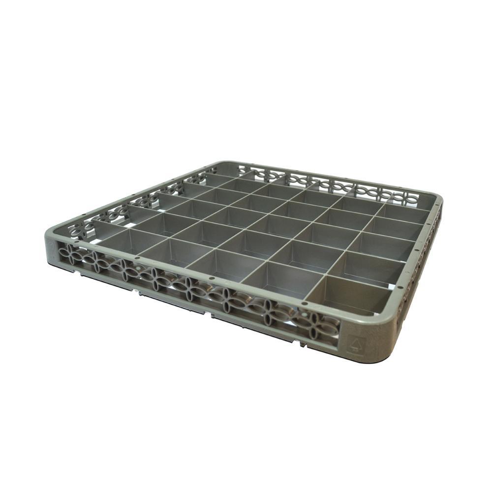 Plastic Dark Beige 36 Compartment Standard Extender