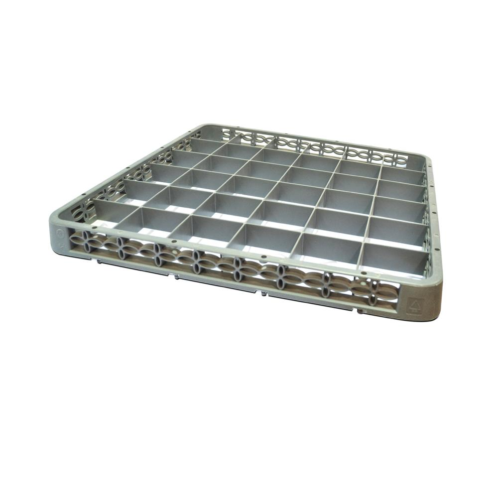 Plastic Beige 36 Compartment Dropped Extender