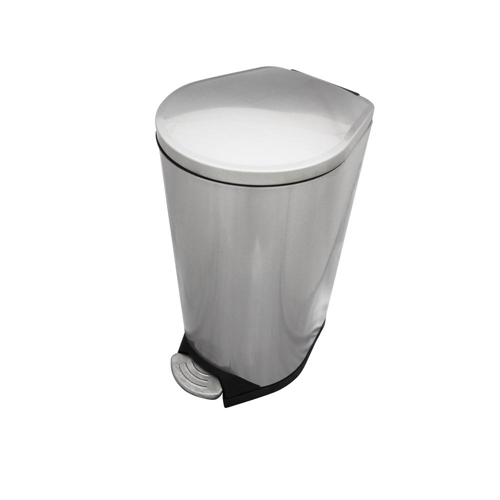 Stainless Steel Dust Bin with Pedal 50 Liters