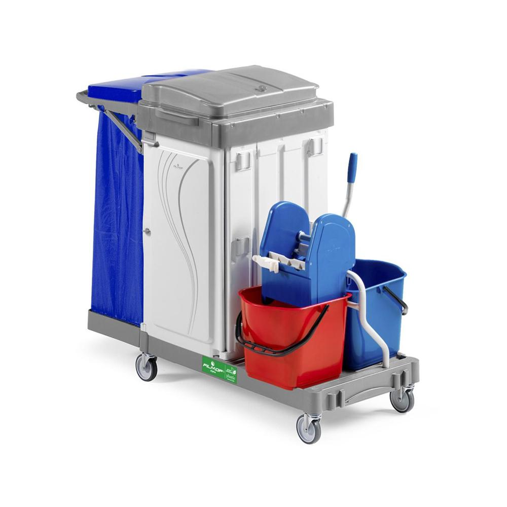 Front Close Multifunction Trolley