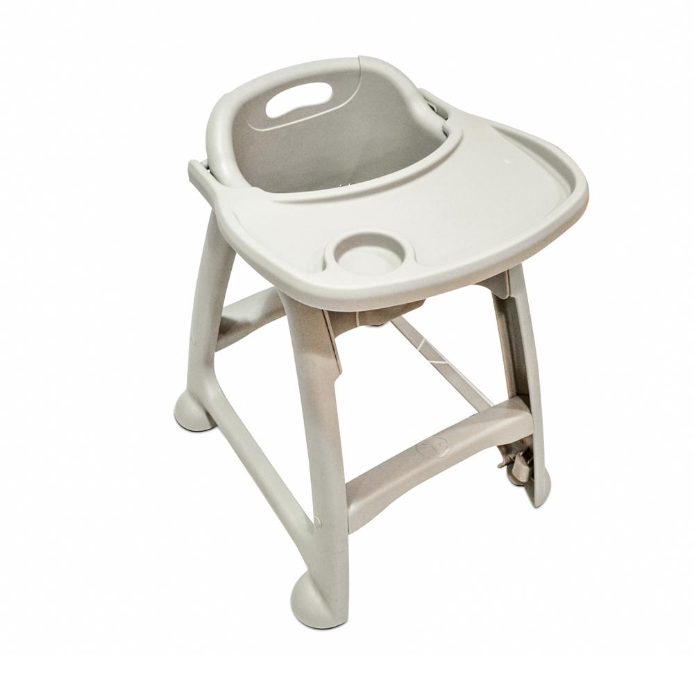 Plastic Baby Chair With Removable Cover