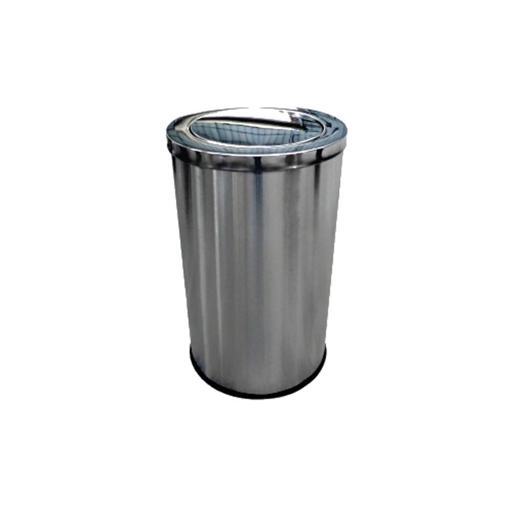 Stainless Steel Half Open Bin 65 Liters