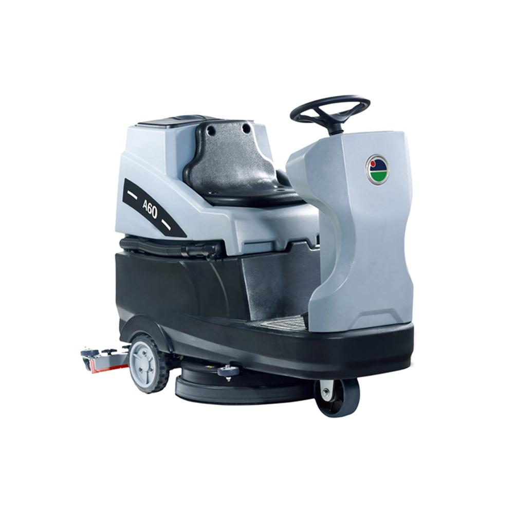 Automatic Ride on Floor Scrubber
