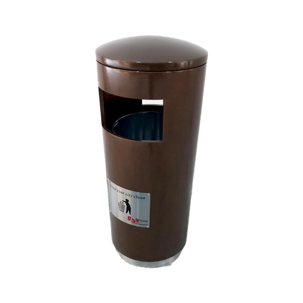 Road Bin Without Ashtray 60 Liters