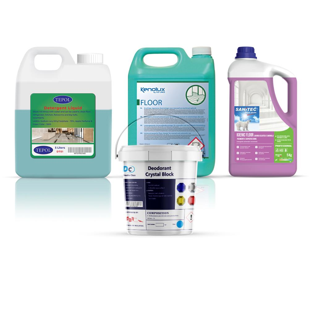 Surface & floor Care